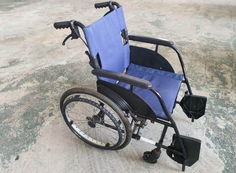 Rehabmart Lightweight Wheelchair