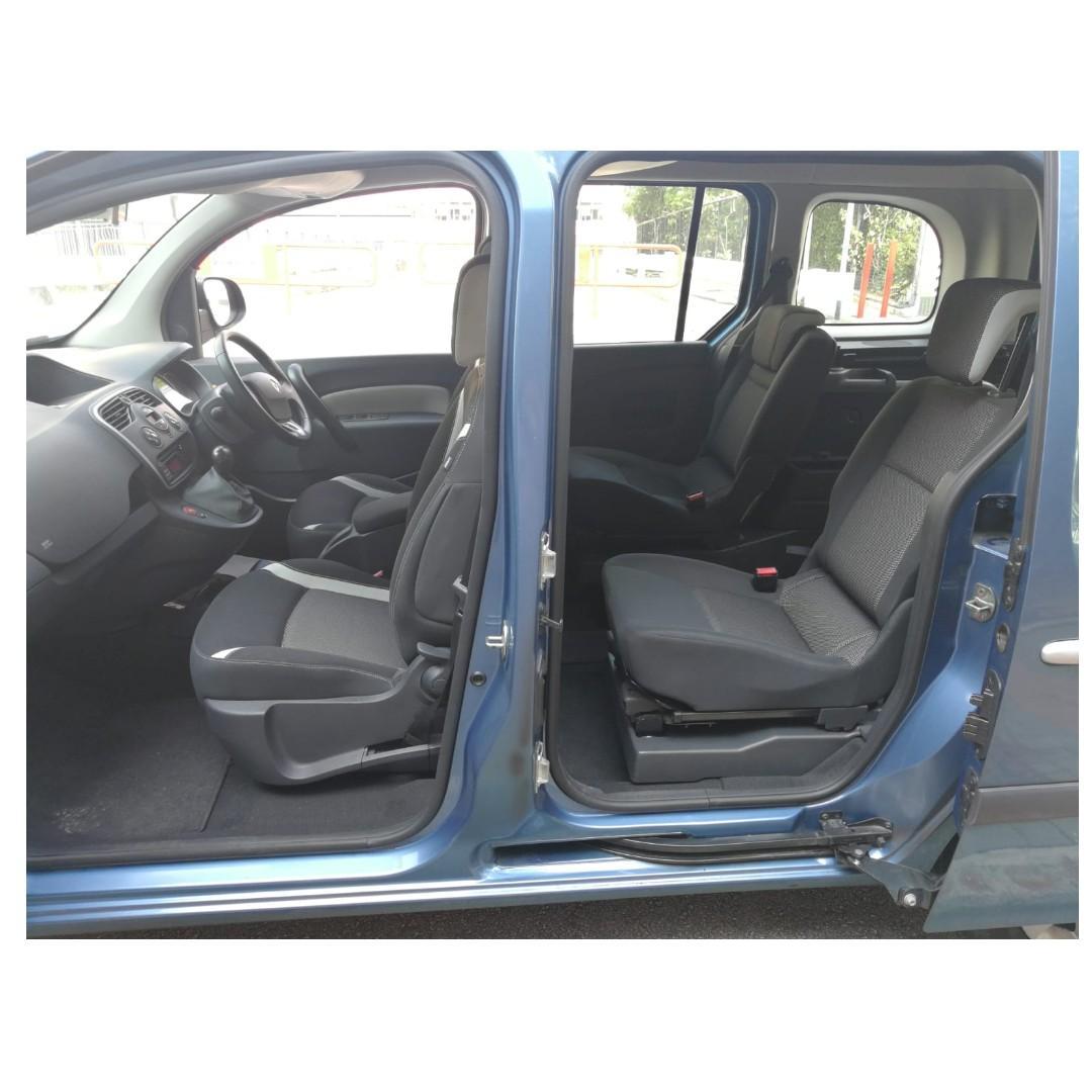 2013/14 Renault Kangoo WELCAB