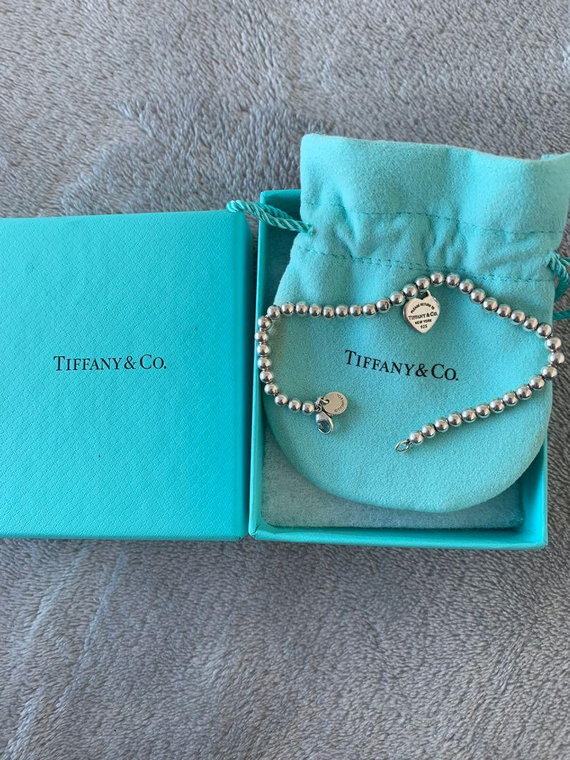 Return to Tiffany mini heart tag in sterling silver
