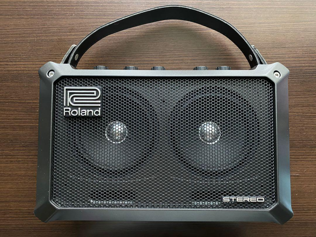 Perfect for busking: Roland Mobile Cube All purpose portable amplifier手提擴音器 (喇叭)