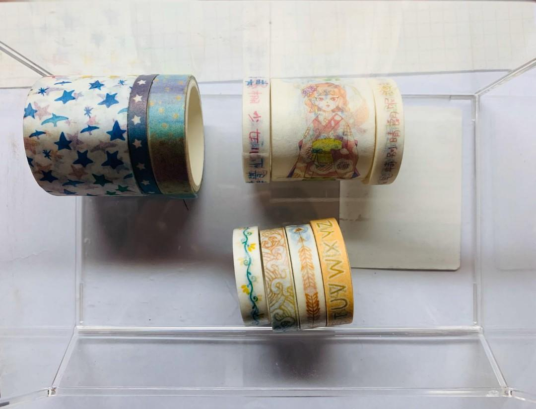 Selling Washi Tapes!