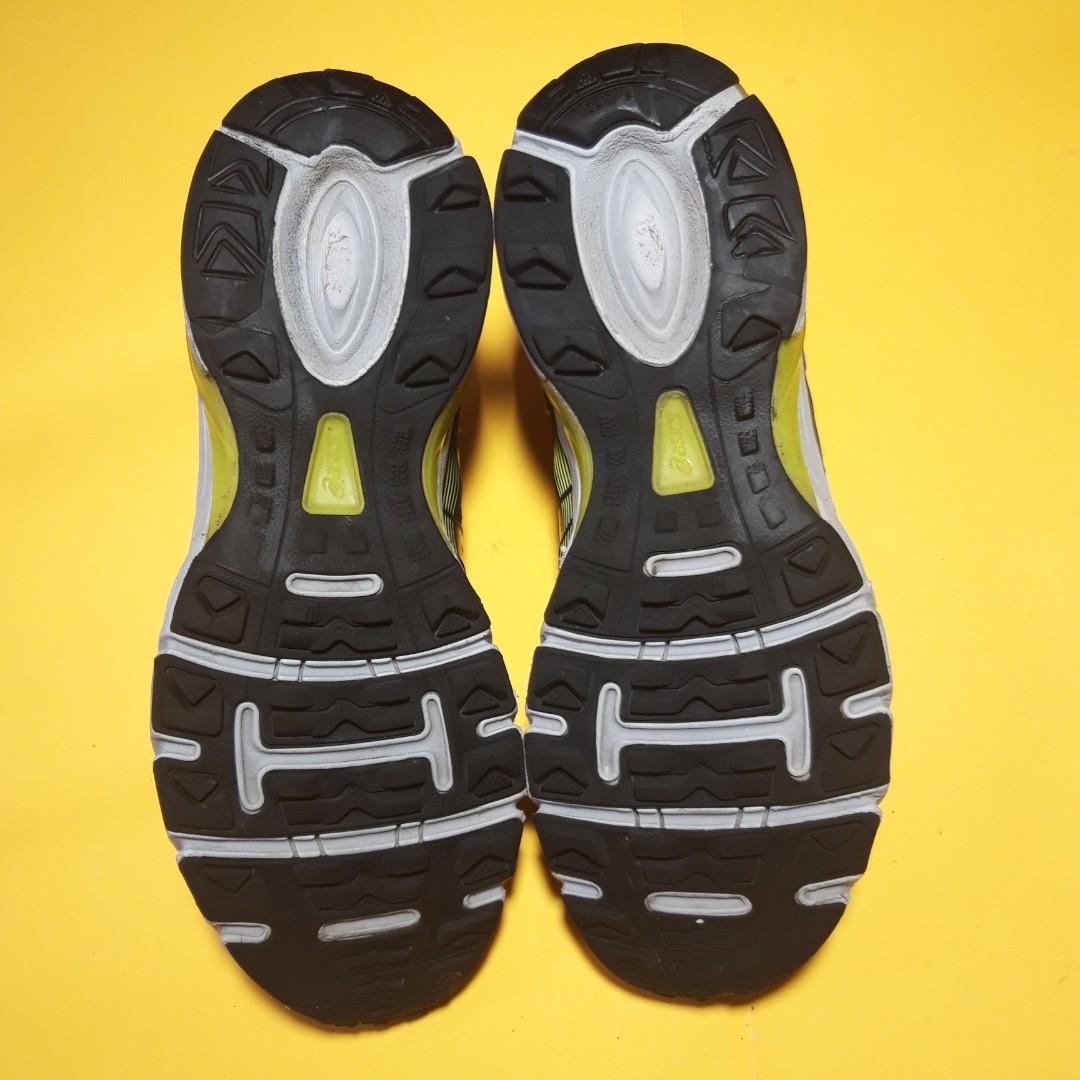 Sepatu Second ASICS GEEL CLISTA original size 42,5 Mulus No Minus Jual MurahBanget