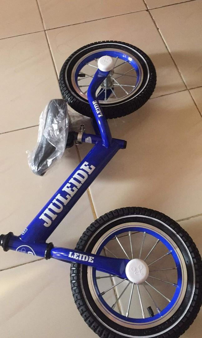 Sepeda anak tanpa gowes, balance Bike, cocok anak usia 2-4/5thn
