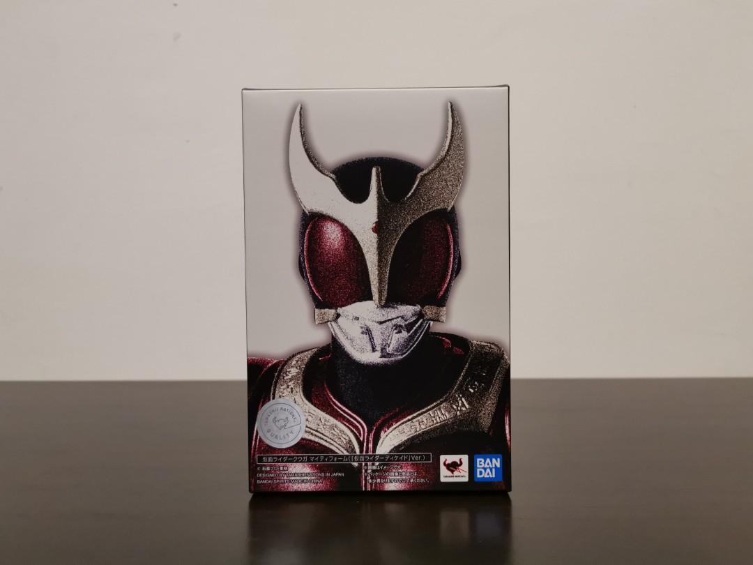 SHF SKC Kamen Rider Kuuga Decade Ver