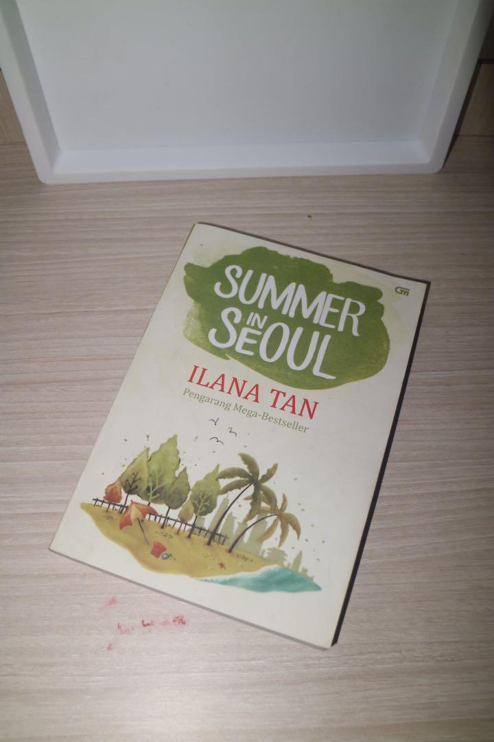 Summer in Seoul by Illana Tan