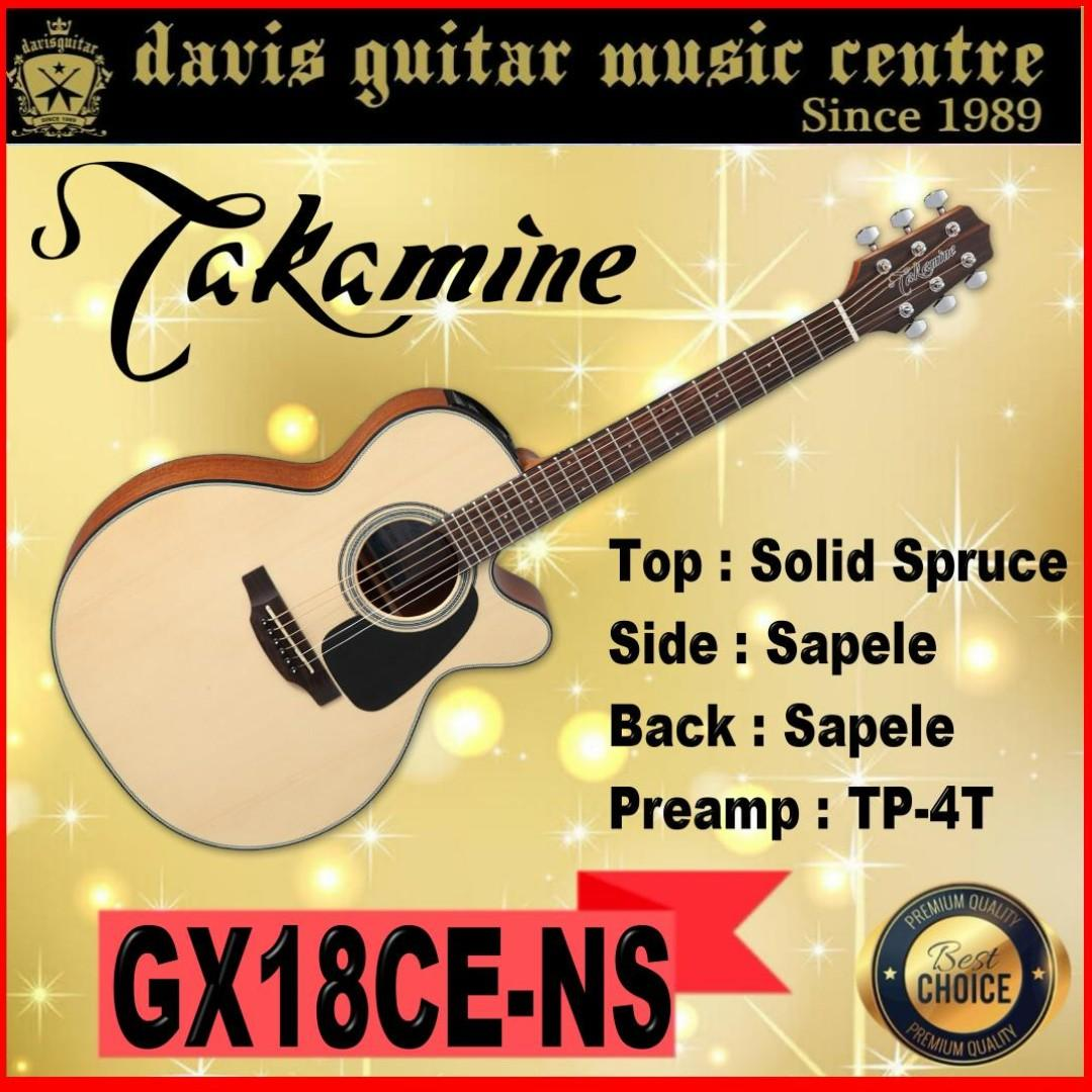 Takamine GX18CE Acoustic / Electric Guitar
