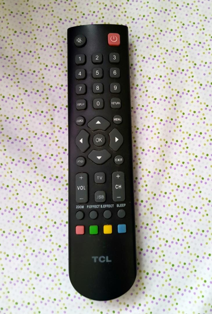 TCL BEDROOM TV