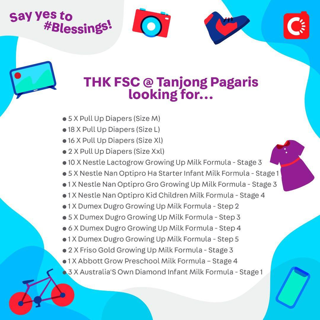 THK Family Service Centre @ Tanjong Pagar is looking for...