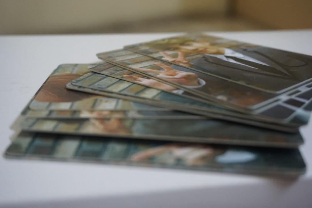 [UNOFFICIAL] EXO- Growl Era Photocards Ver.2 (ONE SET)