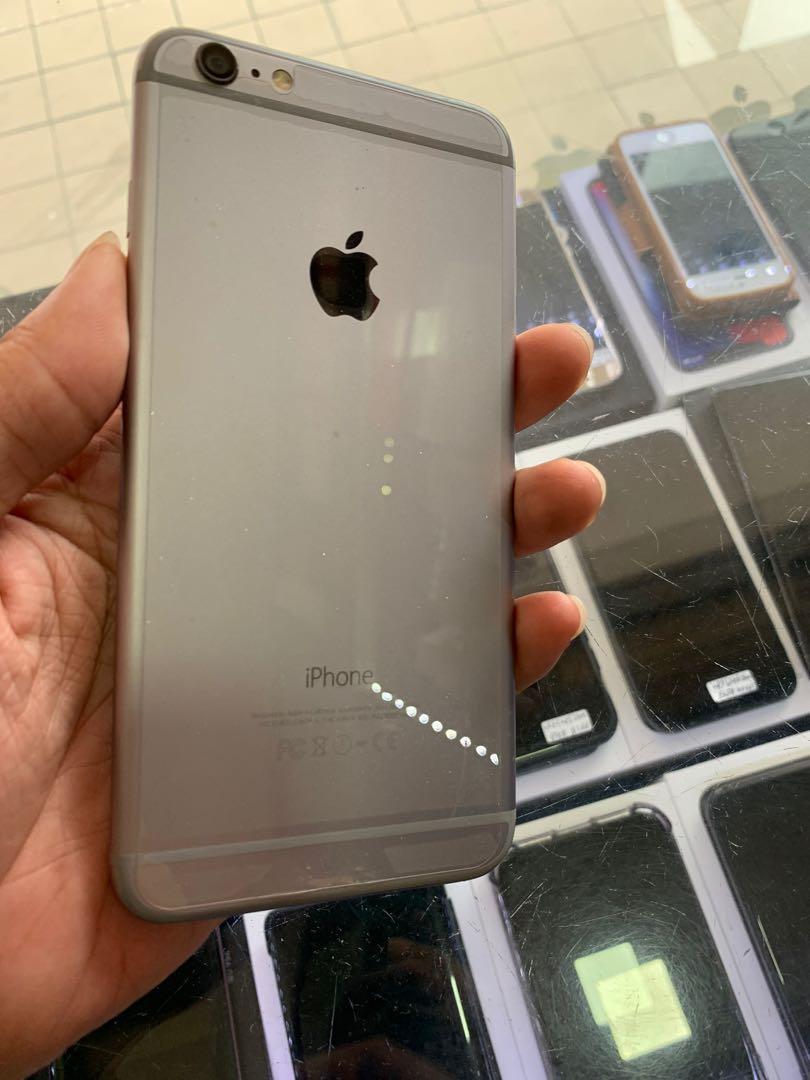 Used iPhone 6 Plus 64GB (MR3054200)