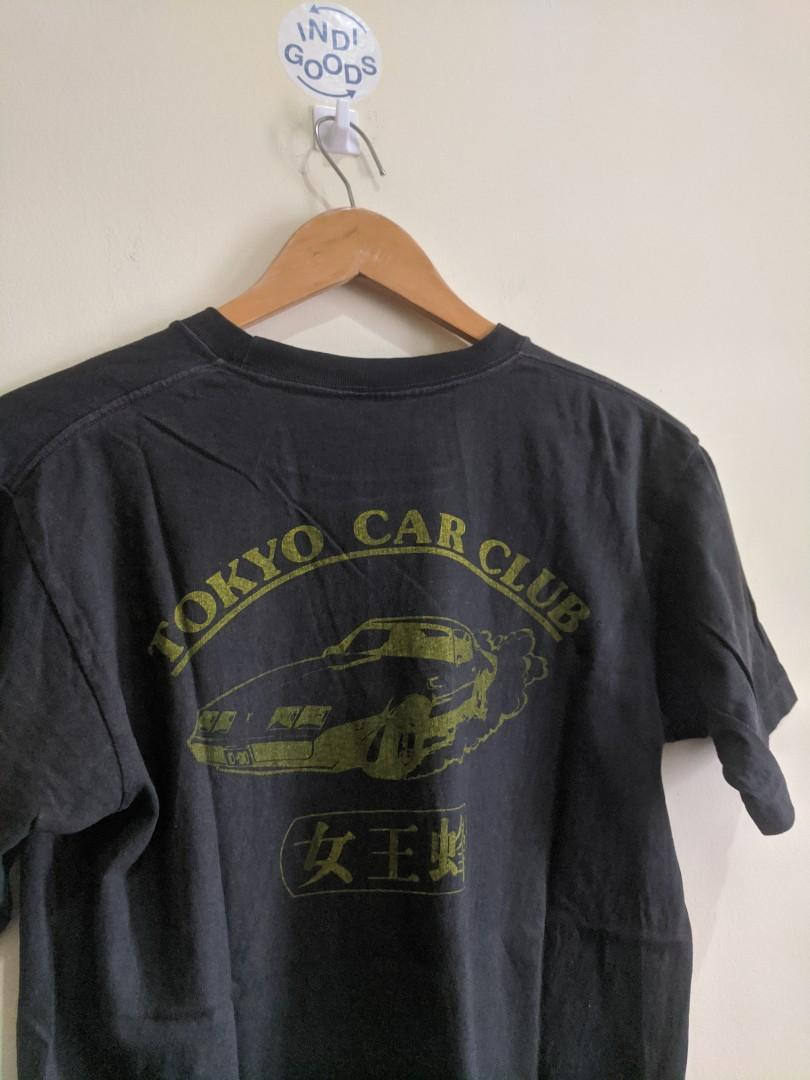 Vintage Tokyo Car Club / Mississippi Tee #1111special