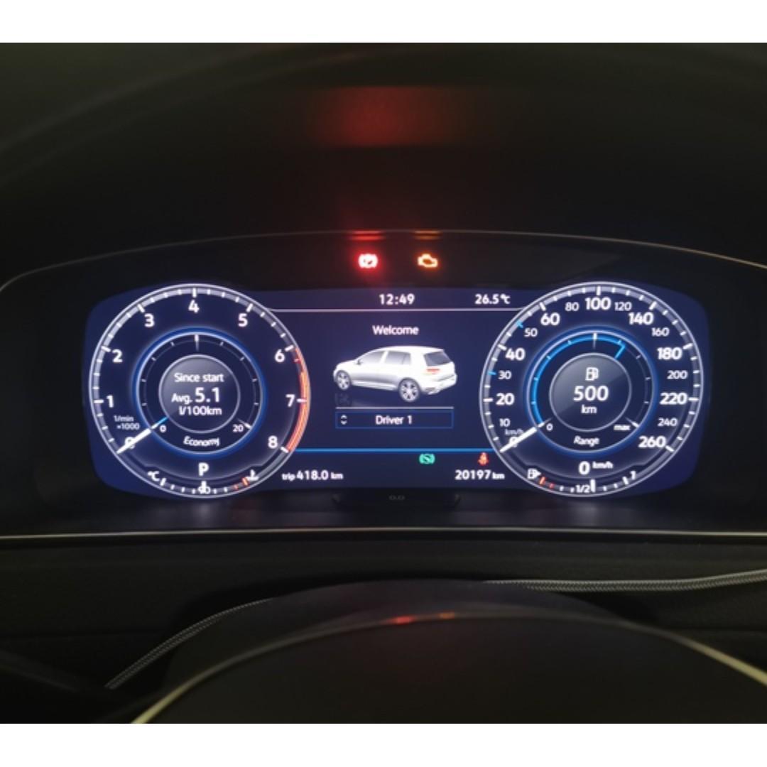 VOLKSWAGEN NEW GOLF 280 TSI GT 1.4 2017