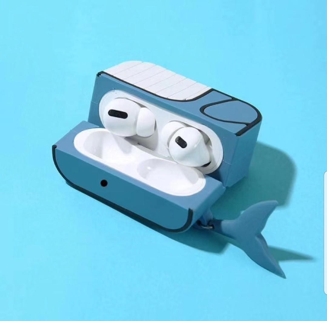 Whale Airpods Pro Case