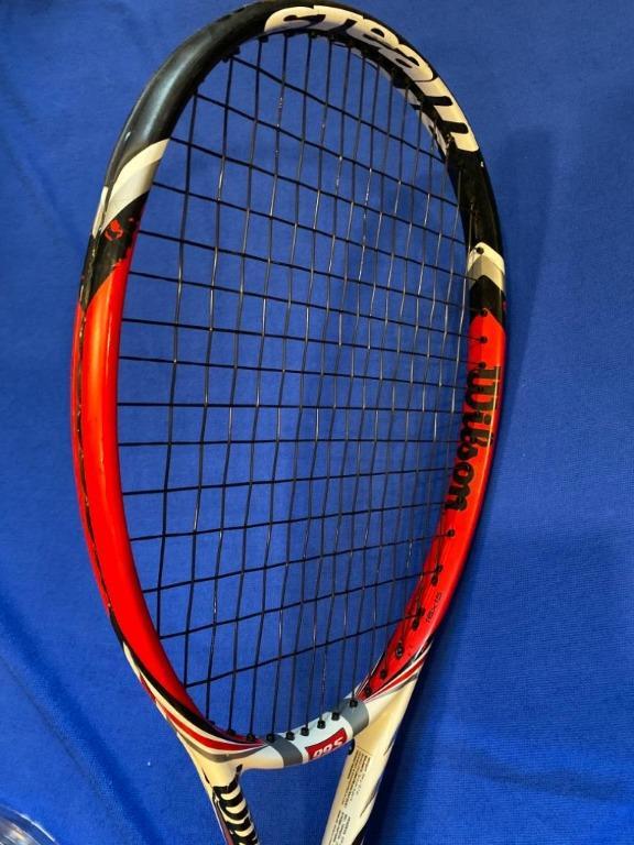 Wilson BLX Steam 99s Spin - Raket Tenis