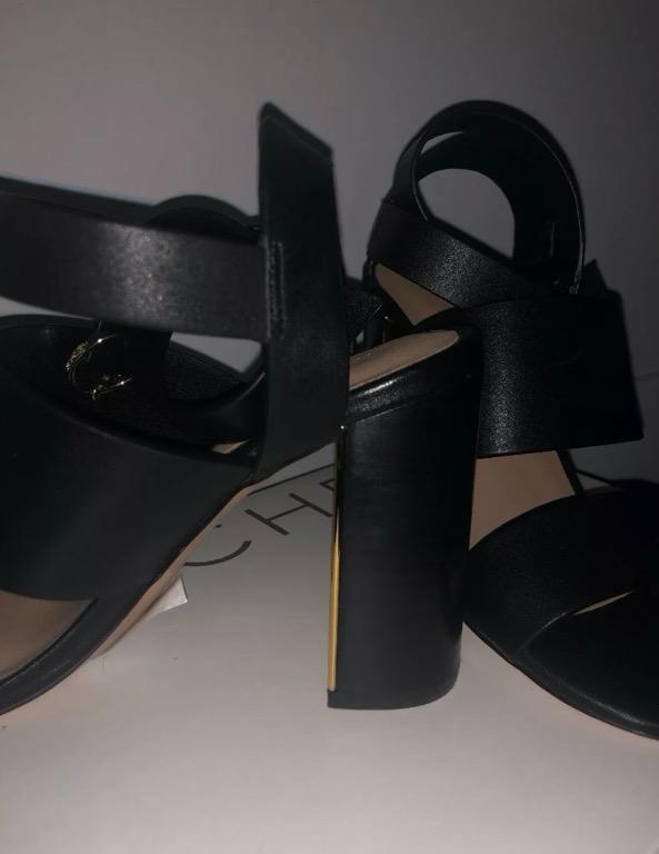 Witchery Dinah Heels Black