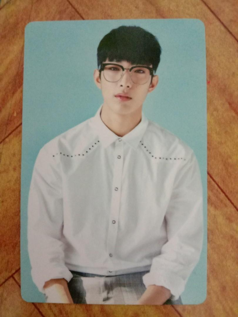[WTS] DK OFFICIAL CARAT 2nd GENERATION OFFICIAL FANCLUB PHOTOCARD
