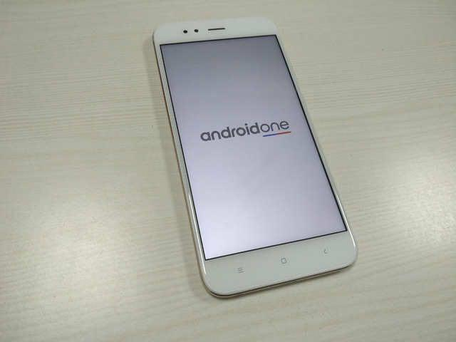 Xiaomi Mi A1 phone (64GB) white and gold