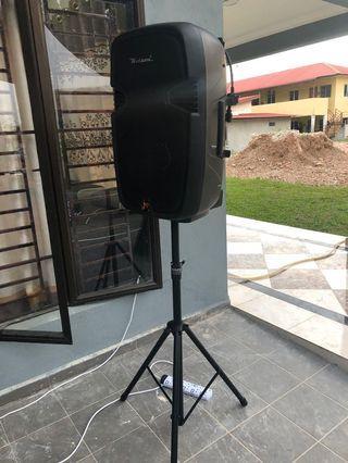 Speaker Untuk Disewa
