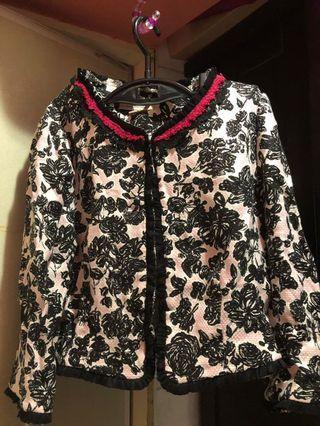 Mademoiselle 短版外套