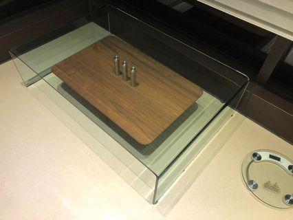 VENJAKOB 120*80*34cm美國胡桃木貼片12mm(德國),購於2015年3月