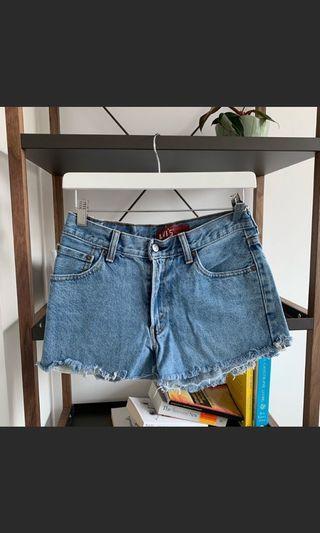 Aritzia vintage Jean shorts