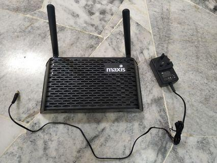 Maxis Wireless Dual Band Router