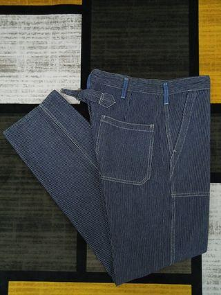 GU RELAXED COTTON PANTS SELUAR