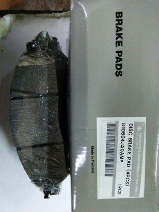 [ORIGINAL] Navara 2014 Front Brake Pad Set (Tanchong)
