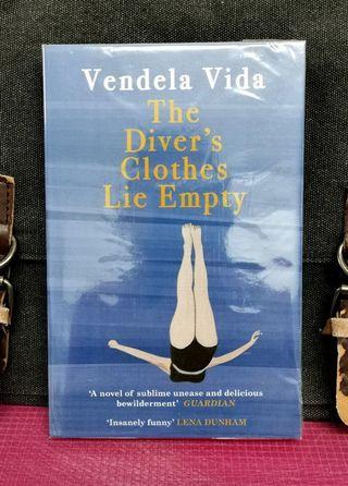 # Novel《BRAN-NEW +  Part Literary Mystery, Part Psychological Thriller Fiction》Vendela Vida - THE DIVER'S CLOTHES LIE EMPTY : A Novel