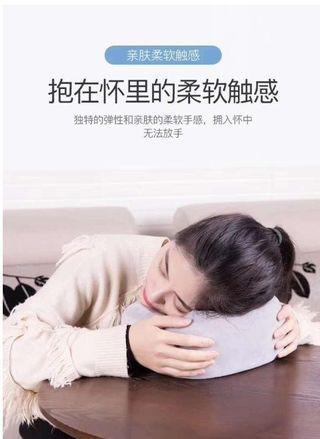 【保固一年 升級高階四段式】U型枕頭 多功能 全身肩頸椎 脖子 頸部  頸肩 按摩器  護頸儀 按摩