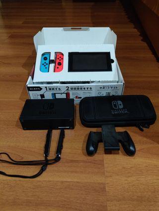Nintendo Switch Banyak Bonus!