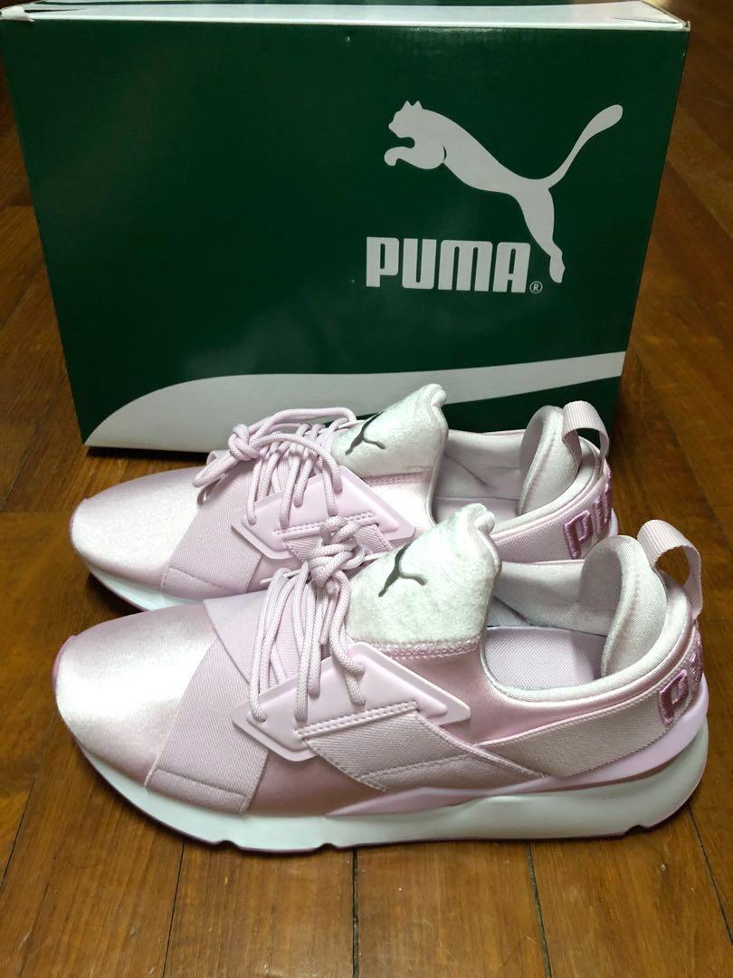 100% Authentic Puma Muse Satin II