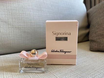 Salvatore Ferragamo 芭蕾女伶女性淡香精5ml