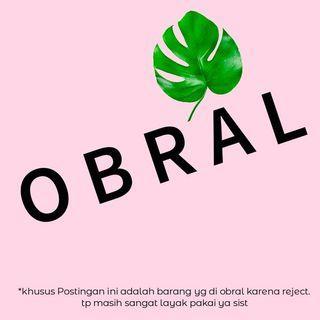 OBRAL !!!