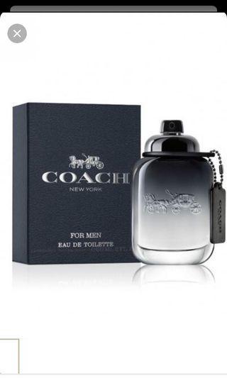 Coach男香