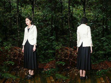 北京獨立設計師品牌 條紋夾克 外套 SS14