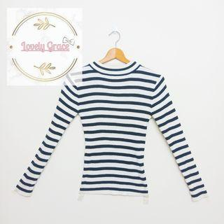Stripe Top knitted design