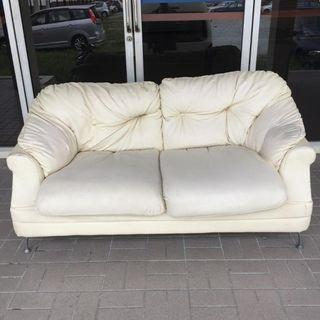 Sofa 2 Seater Synth Leather