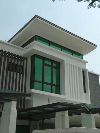 Tinted Rumah & Bangunan Commercial