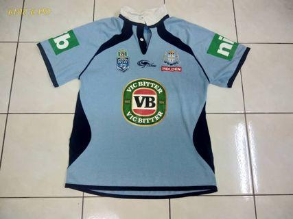 NRL NSW Rugby Jersey