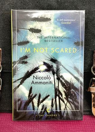 # Novel《BRAN-NEW PAPERBACK + Crime Mystery Horror Thriller Fiction》Niccolò Ammaniti - I'M NOT SCARED :The Canons