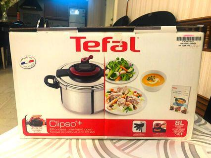 Tefal Pressure cooker (clipso+)