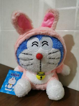 Doraemon 小叮当 Plush 20cm Soft Doll Toy Patung With Tag