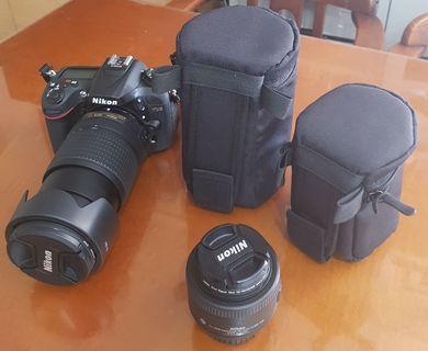 Nikon D7200 [含所有配件]國祥公司貨