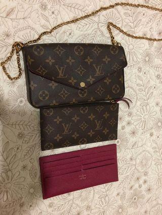 LV錢夾包