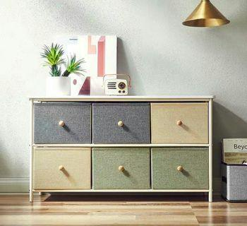 Pre-order 4 Weeks Cabinet Chest Drawers