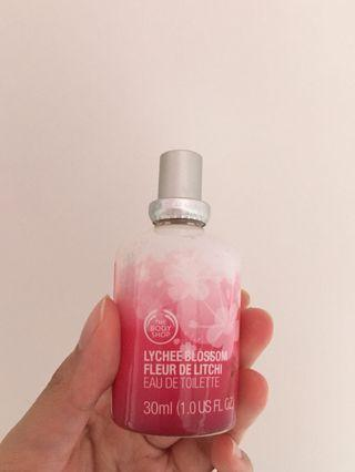 AUTHENTIC Litchi Blossom by the Body Shop 30ml EDT
