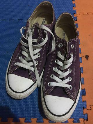 Sepatu Converse Original Vietnam Purple/Ungu