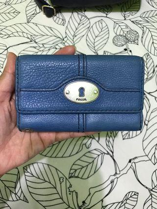 Dompet Fossil Madox