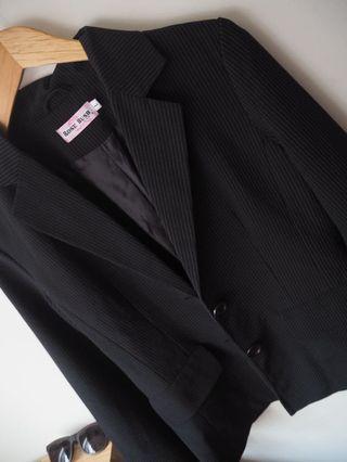 凱特小姐出清🌸條紋西裝外套 #剁手時尚